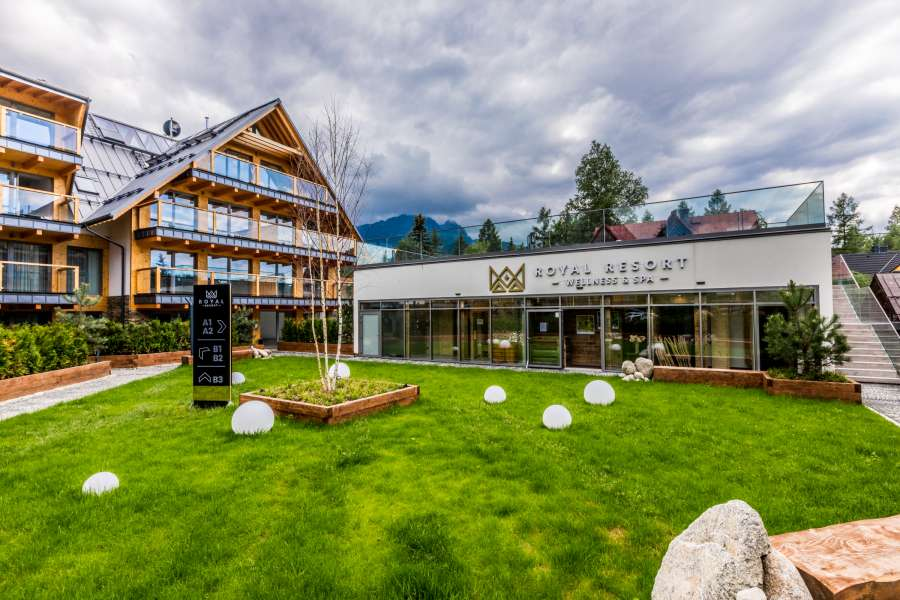 Apartament Royal Mountain-Zakopane